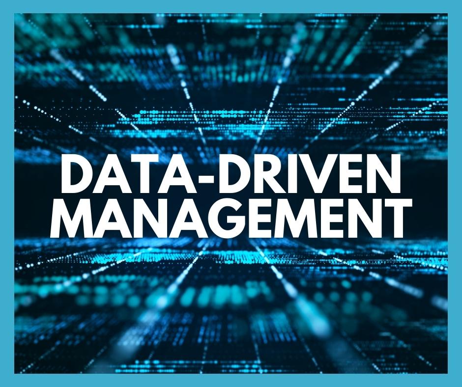 data-driven management