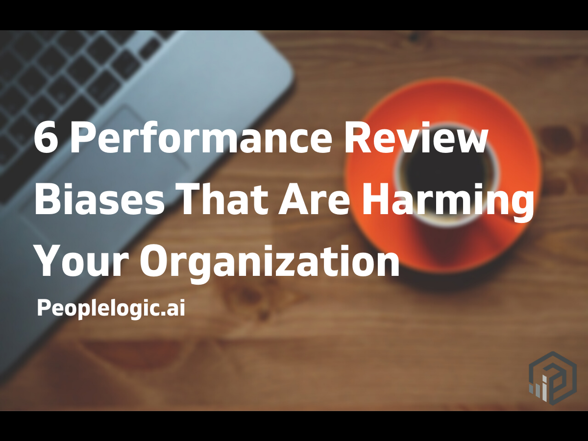 performance review biases